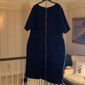 Eloquii Dresses - Eloquii Black Dress with Flattering Seaming
